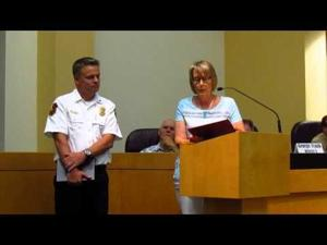 Sun Prairie City Council -- 8-18-2015 -- Jeremy Griebe presentation