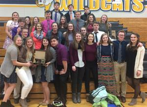 LLHS Forensics Wins 7th Straight Conference Title