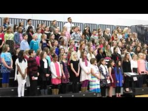 Sun Prairie Area School District All City Choral Festival -- March 3, 2014