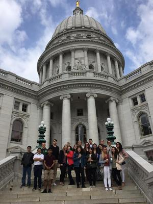 Students Head to Supreme Court Hearing