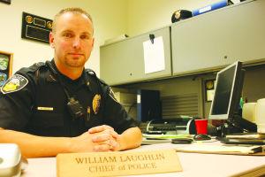 Lodi Police Chief William Laughlin