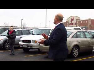 Aldi's Ribboncutting -- Jan. 29, 2015 -- Officially opening the store