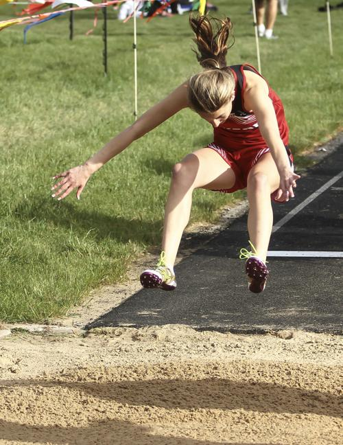 Track and Field: Eight move on to sectionals