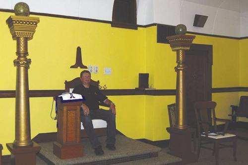 Masonic Lodge celebrates 150 years
