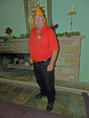Honored vet