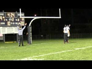 Monona Grove vs Fort Atkison October 3rd, 2014