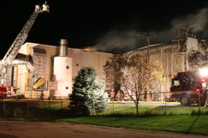 Sanimax fire cause unknown
