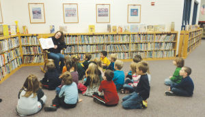 CES celebrates Children's Book Week