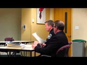 Sun Prairie ALRB -- January 20, 2015 -- Emily Harper testimony