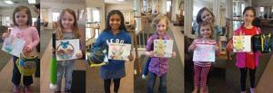 Greenwoods Coloring Contest Winners