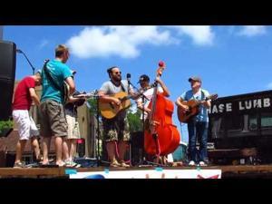 Taste of Sun Prairie -- 7-25-2015 -- Soggy Prairie Boys