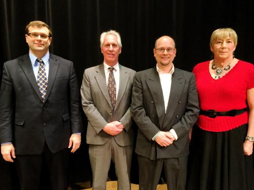 Sun Prairie District 1 alder candidates trade issue views