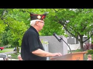 2015 Memorial Day Ceremony -- 5-25-2015 -- 3 of 7