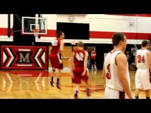 Noah Johnson's buzzer beater