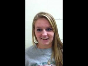 Allie Taylor on UWGB signing