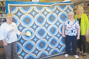 Cambridge Craft Fair Quilt