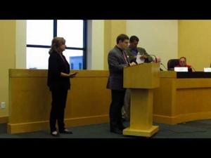Sun Prairie City Council Sept. 16, 2014 -- City Clerk earns two awards