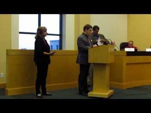 Sun Prairie City Council Sept. 16, 2014 -- City Clerk earns two awards