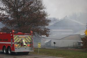 Smoke at Bailey Farms