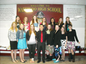 Waterloo state forensic participants