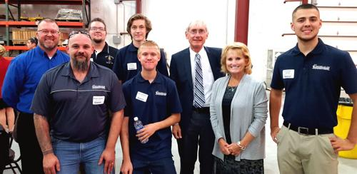 SPHS participates in National Manufacturing Day