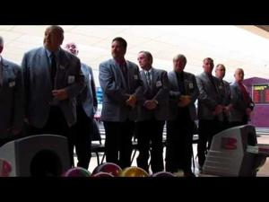 2016 Wisconsin State Open Championship bowling tourney opening ceremony
