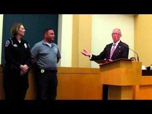 Sun Prairie City Council -- Michelle Wilson Proclamation -- 11-3-2015