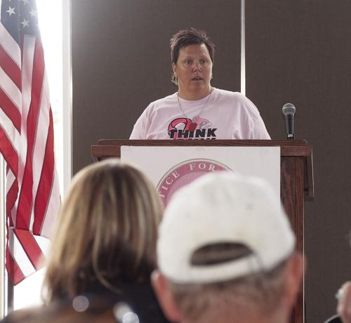 Sun Prairie Police help kick off 'Justice for a Cure'