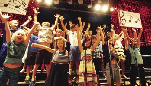 St. Johns School has Spring concert