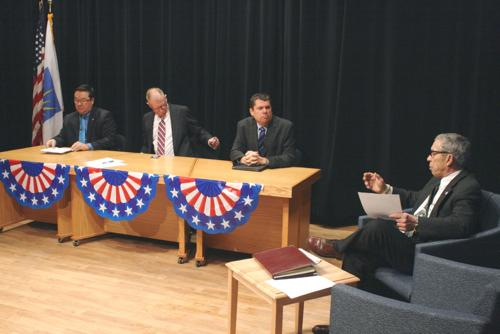 Forum airs Sun Prairie mayor candidates' issue positions