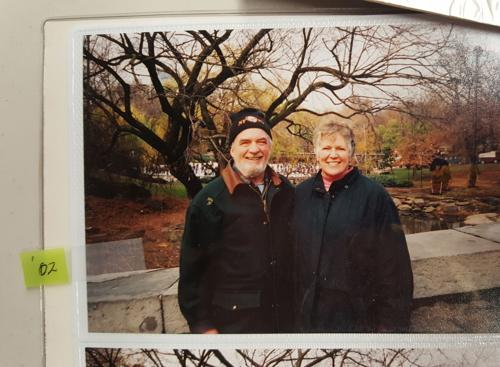 A nice slice of life: 50 years together