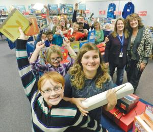 Cambridge offers Scholastic Book Fair
