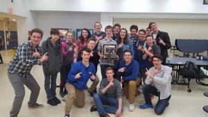 LMHS Academics - Mathletes Win At State