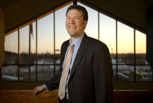 Kindkeppel named Wisconsin  Law Foundation fellow