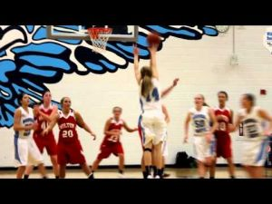Alexa Kelsey wins it at the buzzer for Monona Grove