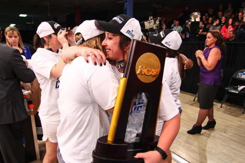 Natty champ: Lynn ends college bowling career with NCAA Division I team title