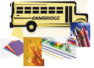 Cambridge Lions Stuff the Bus