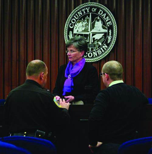 County budget approved