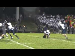 Monona Grove vs Stoughton  October 10th, 2014