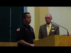 Sun Prairie City Council -- SPVFD goes to EMR -- 4-4-2017