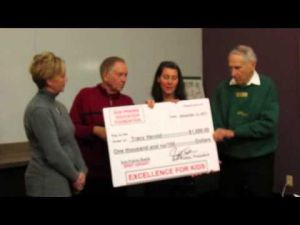 Sun Prairie Education Foundation Grant at Sun Prairie Public Library -- 12-12-2013