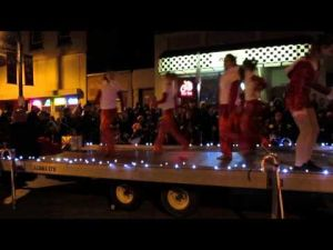 2013 Sun Prairie Christmas Tree Lighting -- 3 of 5 -- Fusion Dance Academy