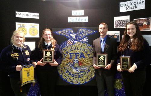 Sun Prairie FFA wins state awards