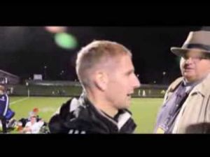 2013 state tournament post-game interview with coach Brett Ogorzalek