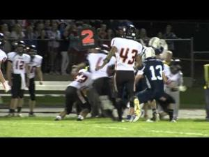 Monona Grove vs Oregon September 5th, 2014
