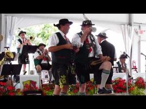 Oaktoberfest -- September 27, 2015 -- Freistadt Alte Kameraden Band