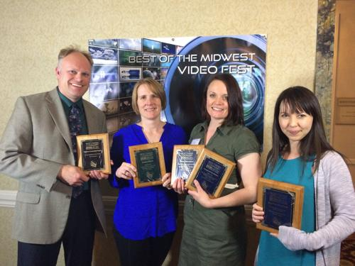 Sun Prairie access shows get awards