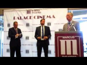 Marcus Theatres Palace Cinema Ribbon-cutting -- 2 of 3