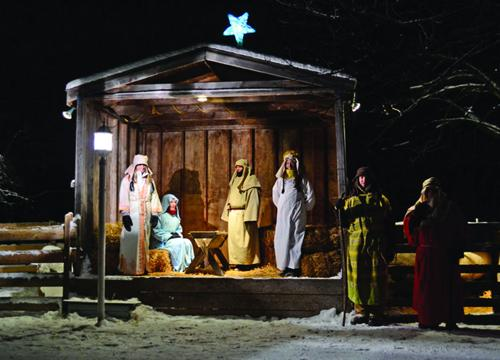 Bristol's live nativity turns 25