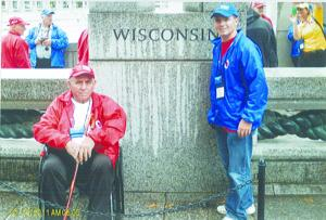 Lodi vets go on Honor Flight